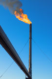 Gas torch. Stock Images