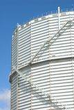 Gas Tower Royalty Free Stock Photography