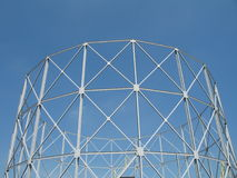 Gas tower Stock Image