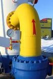 Gas transmission system Stock Photos