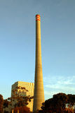 Gas-Triebwerkanlage Stockbild