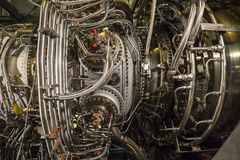 Gas turbine Stock Photography