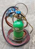 Gas welding kit Stock Photos