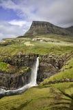 Gasadalur waterfall, Faroe Islands
