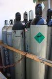 Gasbecken lizenzfreie stockfotos