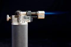 gasbrännare Arkivbilder