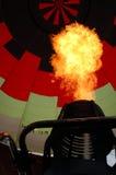 gasbrännare Arkivbild