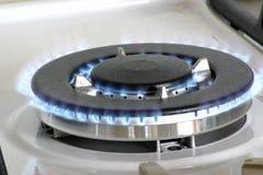 gasbrännaregas arkivbild