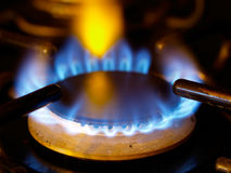 Gasbrander Stock Afbeeldingen