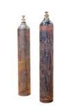 Gascylinder Fotografering för Bildbyråer