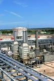 Gasfabrik Lizenzfreie Stockbilder