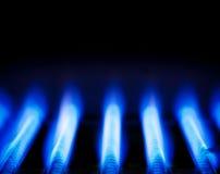 Gasflamme Stockbilder
