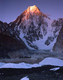 Gasherbrum IV Foto de Stock Royalty Free
