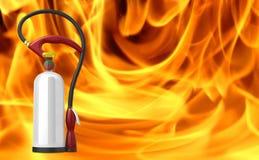 gasidło ogień Fotografia Royalty Free