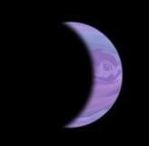 gasjätteplanet Arkivbild
