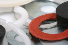 Gasket Macro I Royalty Free Stock Photos