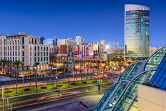 Gaslamp Quarter Stock Image