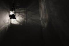 Gaslampa Fotografering för Bildbyråer