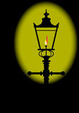 Gaslight Royalty Free Stock Image