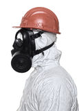 gasmanmaskering Arkivbilder