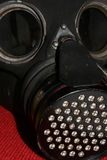 gasmask 2 kriger världen Arkivbilder