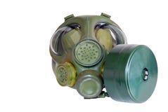 gasmask royaltyfri bild