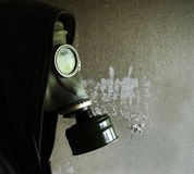 Gasmask Stock Photography