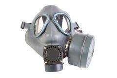 Gasmaske mit Filter Stockbild