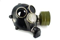 Gasmasker Royalty-vrije Stock Fotografie