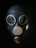 Gasmasker Royalty-vrije Stock Afbeeldingen