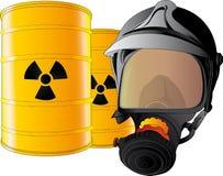 Gasmasker Stock Fotografie
