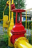 Gasoduto. Fotos de Stock
