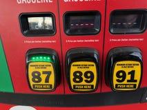 gasolina imagem de stock