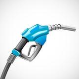 Gasolina Nozzel ilustración del vector