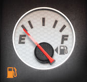 Gasoline Royalty Free Stock Photo