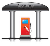 Gasoline Stock Photo
