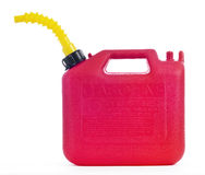 Gasoline Can Royalty Free Stock Image