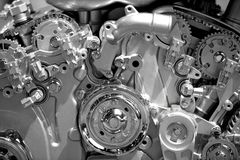 Gasoline Engine Stock Photos