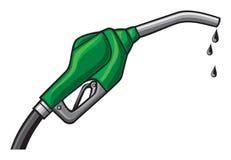 Fuel pump vector Royalty Free Stock Photo
