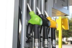 Gasoline hose Stock Photos