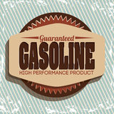 Gasoline industry Royalty Free Stock Photography