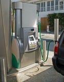 Gasoline Nozzle Stock Photo