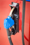Gasoline pump Royalty Free Stock Photography