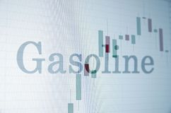 Gasoline Royalty Free Stock Photos
