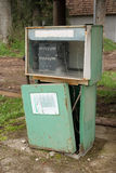 Gasoline station Stock Photography
