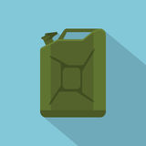 Gasoline tank Stock Images