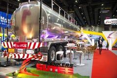 Gasoline tanker Royalty Free Stock Photos