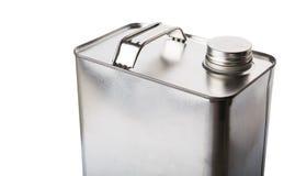 Gasoline Tin Can I Stock Photo
