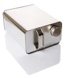 Gasoline Tin Can IV Stock Photos