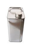 Gasoline Tin Can V Royalty Free Stock Photos